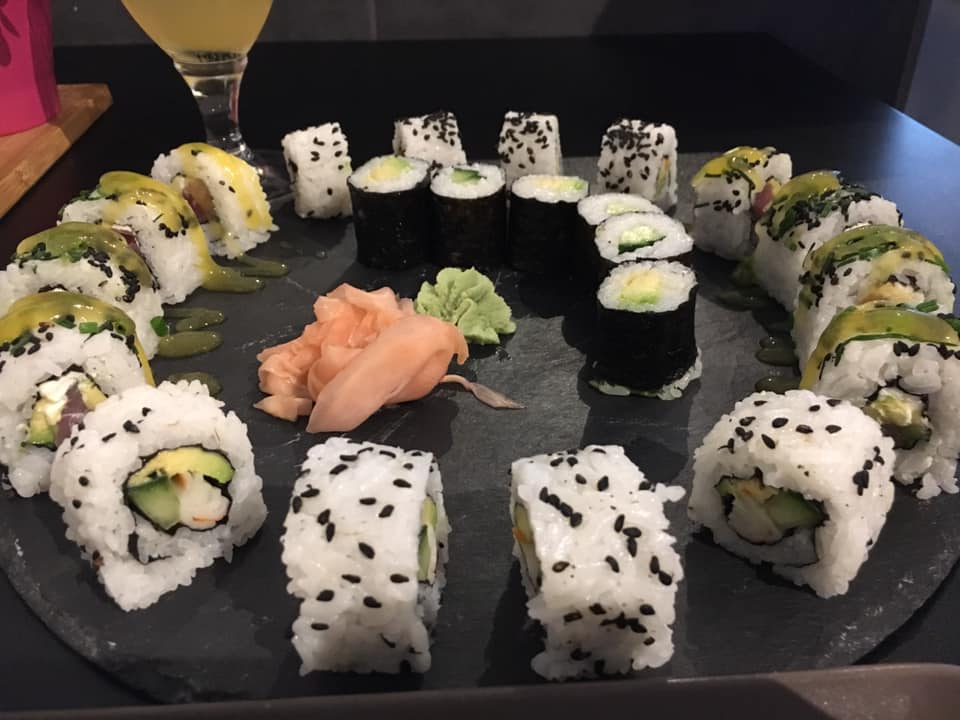 tatami fusion Maioris llucmajor restaurante Japones